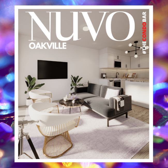 Nuvo Main Living space
