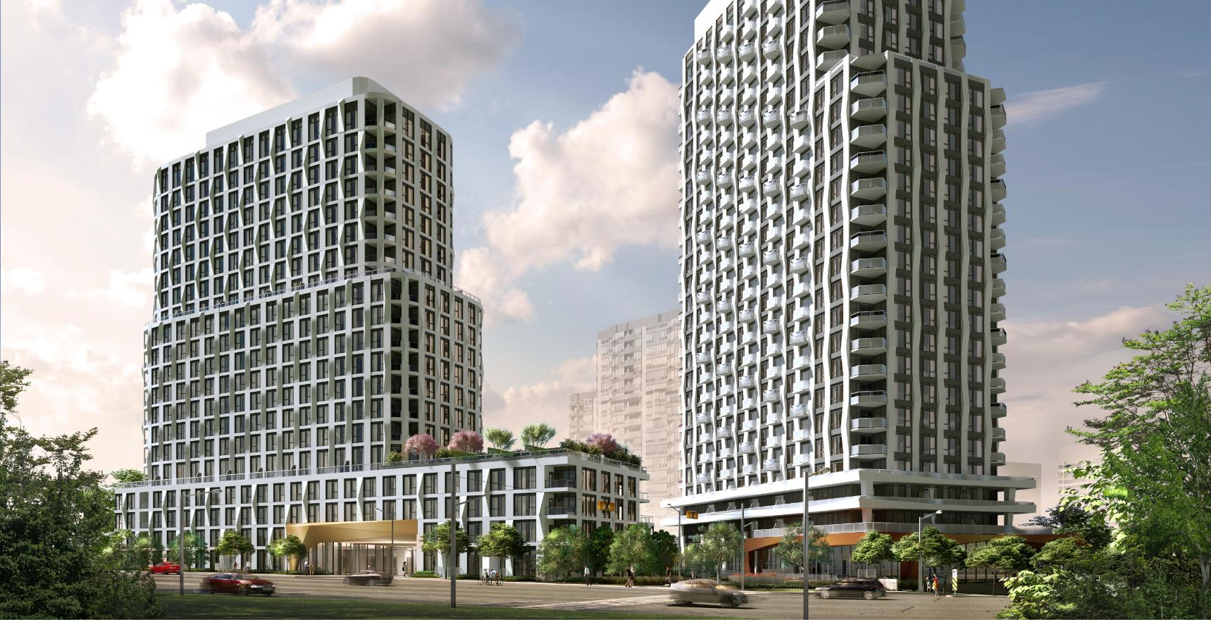 the westerly condos in etobicoke