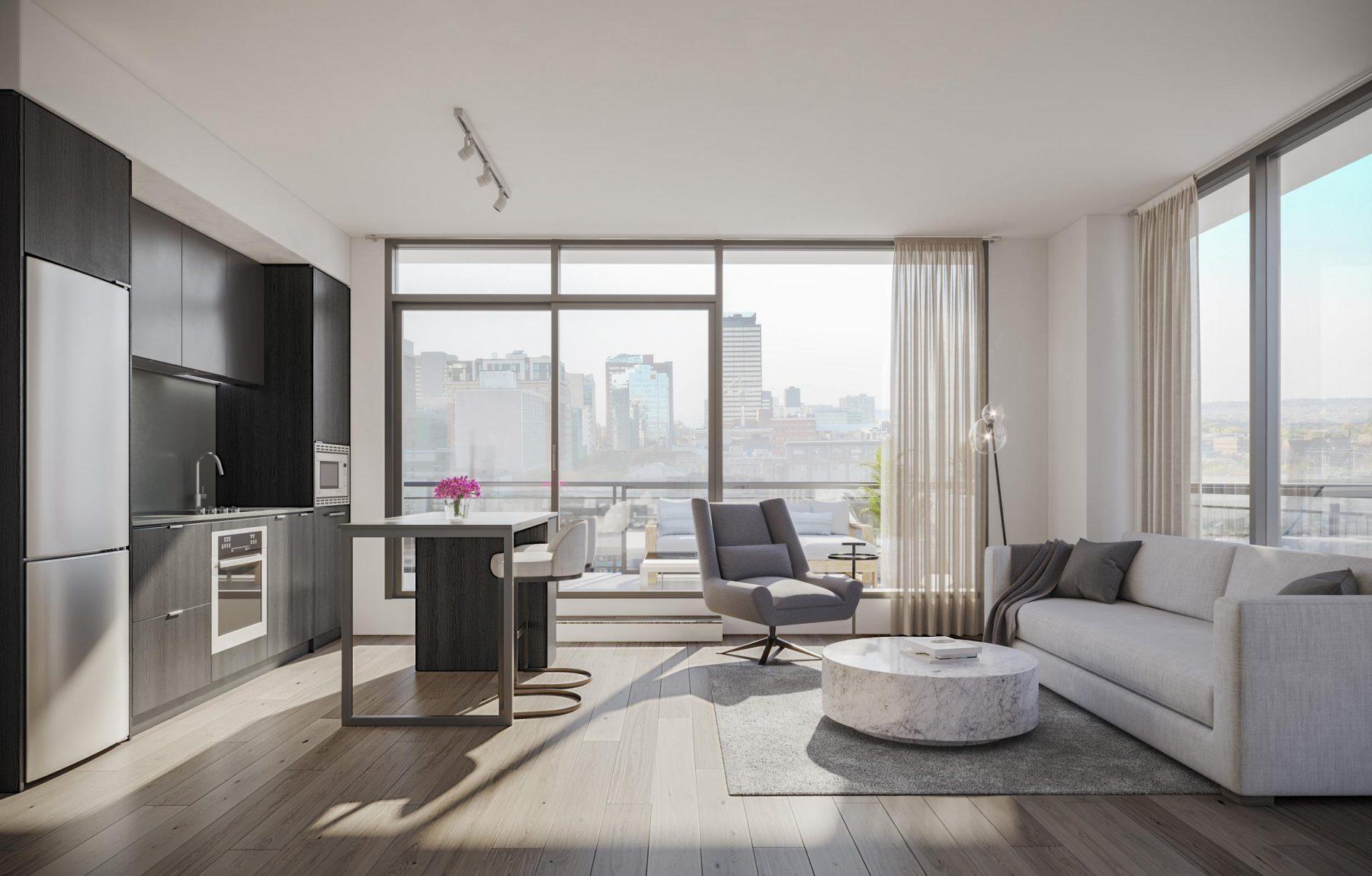 Livingroom Suite floor plan