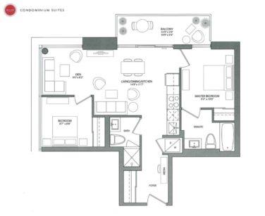 highlight condo floor plan