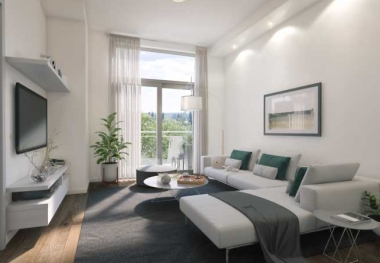 Trend Condos Living Room