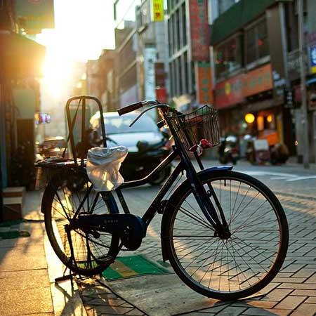cycling around toronto