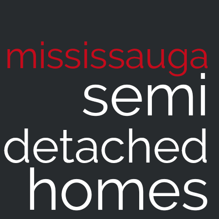 mississauga semi detached homes