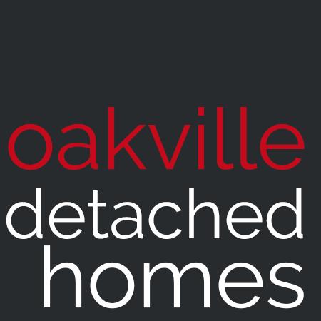 oakville detached homes